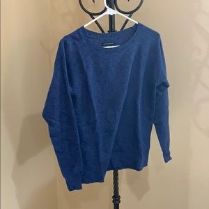 American Eagle Blue Sweater size XS